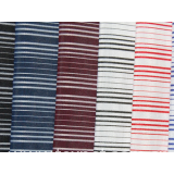 TC yarn-dyed striped fabric