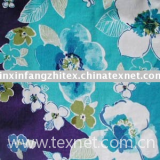 all kinds of woven plain printd fabric
