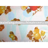 woven 100% printed fabric
