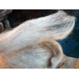 dehaired pure goat cashmere fiber