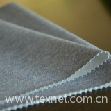 Charge clothing fabric