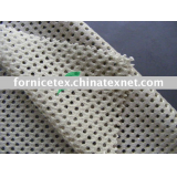 brushed mesh fabric