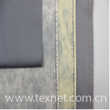 white base high-elastic silk twill