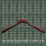 woodn coat hanger