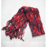 warp-knitted scarves 29