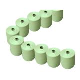 Organic cotton blended yarn