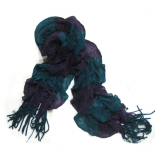 warp-knitted scarves 38