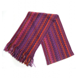 warp-knitted scarves 40