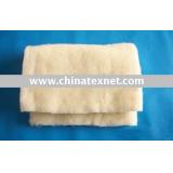 sheep wool fiber of  wadding /cashmere