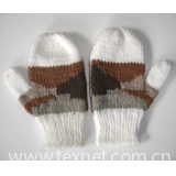 knitted gloves 10
