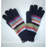 knitted gloves 12