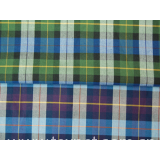 Cotton plaid