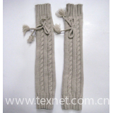 knitted gloves 16