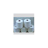 Poly-viscose yarns