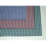 Cotton plaid