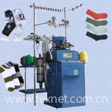 computerized plain sock knitting machinery