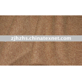 brushed polyester fabric