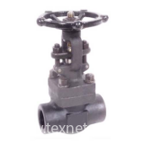 A105 Forged Gate Valve, API 598, 1/4 Inch-2 Inch, 800 LB, Threaded