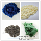 Ion exchange resin recycling of copper in wastewater Chemical