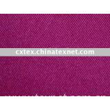 100% Polyester Twill Peach Skin Fabric
