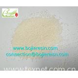 Phenol ketone purification resin