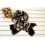 Flat Screen Printing Scarf