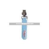 Pretty Soft PVC Zipper puller