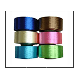 Metallized yarn