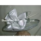 Sinamay church kentucky derby ascot race hat: YRSM14086