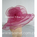 Organza dress kentucky derby royal ascot race church hat: YRSM14123