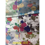 Chinlon clipping and carving Jacquard