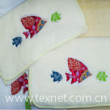 Face Cloth/Embroidering