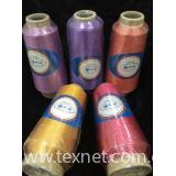 Soft yarns for flat knitting