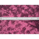 spandex polyester jacquard fabric