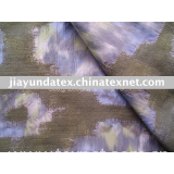 clip yarn dyed jacquard fabric