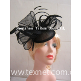 Disc pillbox sinamay cocktail church kentucky derby royal ascot race fascinator: YRFC14044