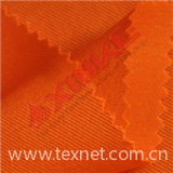 7oz twill cotton nylon FR garment fabric