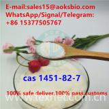 cas 1451-82-7 powder from CHINA AOKS factory,sales15@aoksbio.com