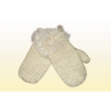 Hand-knitted Gloves