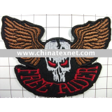 fashion embroidery  patches