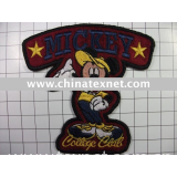 2010 fashion cartoon character embroidery  patches