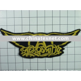 new fashion embroidery  patches