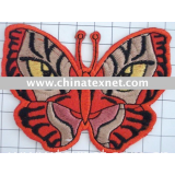 new fashion butterfly embroidery  patches