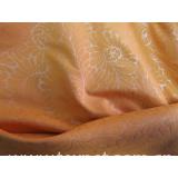 Embossed double fleece fabrics