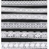 Cotton-yarn lace