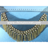 exquisite fashion  beaded collar