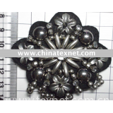 handmade beading corsage