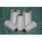 Bamboo fiber blended yarn