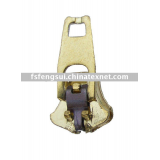5YG Brass Zipper Slider