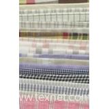 ramie fabric .linen  fabric etc